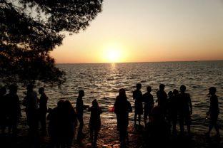 Soundwave Croatia beach