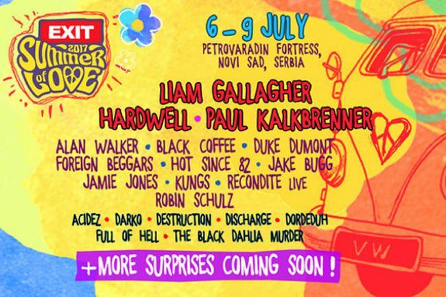 Exit Festival 2017