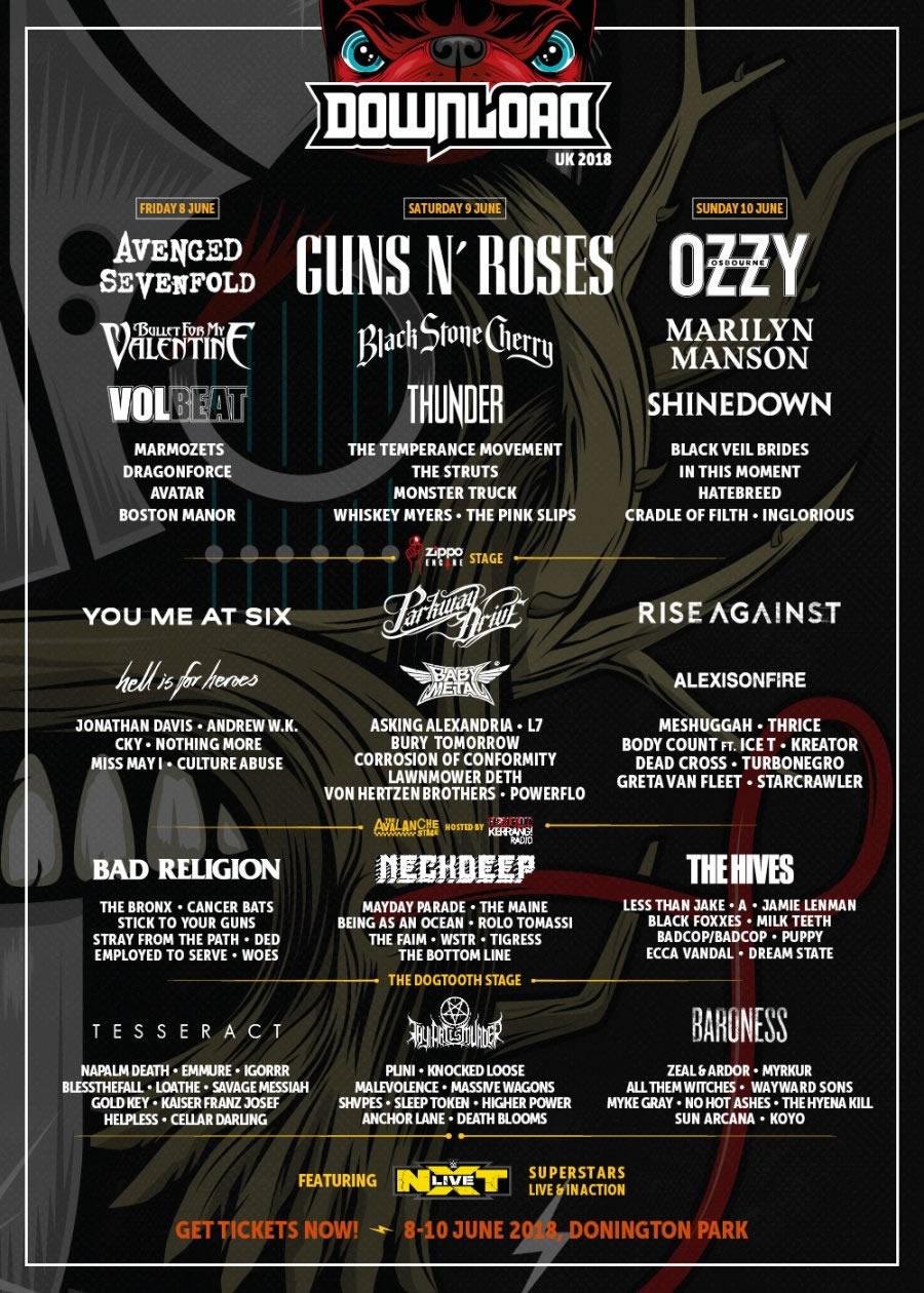 Download lineup poster