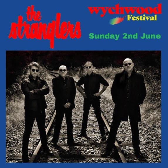 Wychwood lineup poster